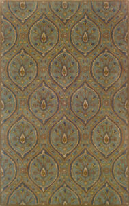 2x8 Runner Sphinx Handmade Wool Beige 23108 Area Rug - Approx 2' 3' x 8'