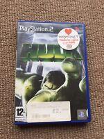 PS2 hulk Rare Sony PlayStation 2 Console Pal Retro 1 Game
