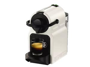 Krups XN1011 Nespresso Inissia Kapselmaschine Weiß OHNE OVP #B