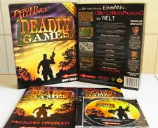 PC DOS: Jagged Alliance: Deadly Games  - Sir-Tech Software 1996