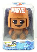Marvel Mighty Muggs Groot - 3 Face Figure - by Hasbro New