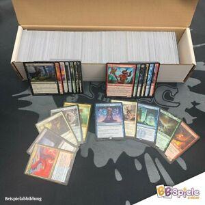 Magic: The Gathering 1000 Karten inkl. Uncommons + 10 Rares