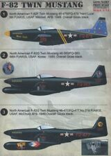 Print Scale 1/72 North-American F-82 Twin Mustang # 72067/-