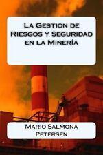 La Gestion de Riesgos y Seguridad en la Minería by Mario Petersen (2016,...