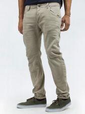 G-STAR Raw Arc 3D Slim Colour Jeans Hose Herren Beige Größe W36 L32