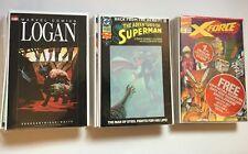 Huge Lot of 56 Marvel and DC Comic Books Superman Spider-Man Venom Wolverine ++