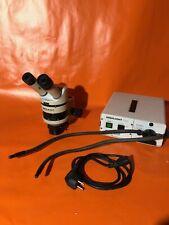 Wild Heerbrugg Leica Olympus highlight 3100 Microscope