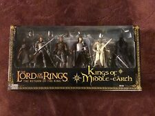 New ListingLord of the Rings Kings of Middle Earth Deluxe Special Set