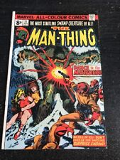 The Man-Thing#11 Awesome Condition 7.5(1974) Mike Ploog Art!!