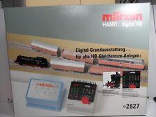 Märklin - Leerkarton - 2627 - Hamo digital HO