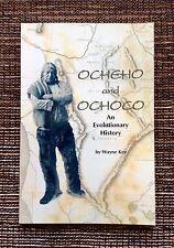 VERY RARE SIGNED 2005 Ocheho and Ochoco: An Evolutionary History by Wayne Kee