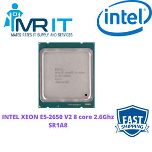 INTEL XEON E5-2650 V2 8 core 2.6Ghz SR1A8