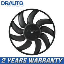 Right Auxiliary Radiator Cooling Fan Motor For A4 A5 AllRoad Q5 S4 8K0959455M