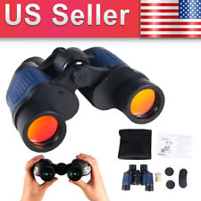 5-3000m 60X60 Zoom Binoculars Day/Night Vision Travel Outdoor Hunting Telescope