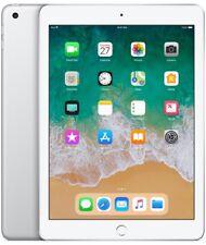 "Apple iPad 2018 Wi-Fi 128GB MR7K2 9.7"" IOS 11 Tablet NEU OVP- Silber"