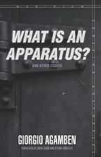 Meridian Crossing Aesthetics: What Is an Apparatus? and Other Essays by...