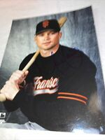 Mark Lewis Signed Autographed 8 X 10 Photo San Francisco Giants