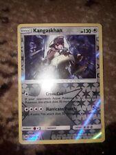 Pokemon Kangaskhan Sun & Moon 99/149 (Rare Reverse Holo)