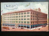 Vintage Postcard>1907-1915>Hamburger's Department Store>Los Angeles>California