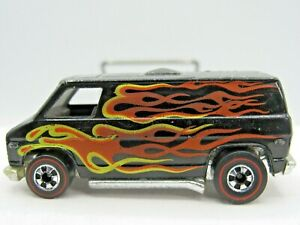 HOT WHEELS VHTF 1975 FLYING COLORS SERIES SUPER VAN
