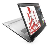 """Dell Precision 5530 2-in-1 15.6"""" FHD Touch i7-8706G 16GB 256GB SSD WX Vega Wrty"""