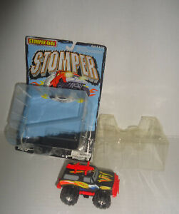 2000 Tinco 4x4 Stompers SURF BOARD FORD BRONCO LOOSE WITH card WORKS! NICE!