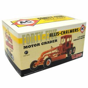 1/50 Allis Chalmers 45 Motor Grader by 1st Gear 50-3126