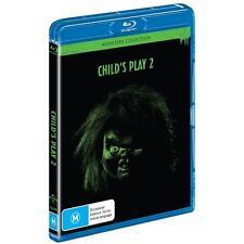 Childs Play 2 (Blu-ray, 2017) (Region B) Aussie Release