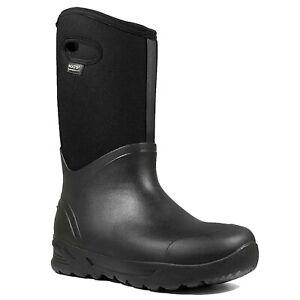 """BOGS 72544 Men's Bozeman Tall Yulex 15"""" Waterproof Winter Rubber Boots Shoes"""