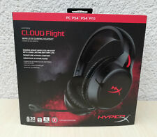 HYPERX Cloud Flight Wireless Gaming Headset PC, PS4 - Pro Fortnite, Call of Duty