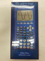 Guerrilla Silicone Case for Texas Instruments TI-84 Plus Graphing Calculator