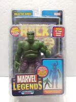 Marvel Legends HULK Green Variant Galactus Series NEW Sealed Toybiz 2005