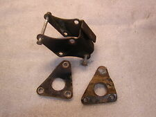 Honda cl 175 motor soportes Engine Brackets