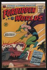 FORBIDDEN WORLDS #127