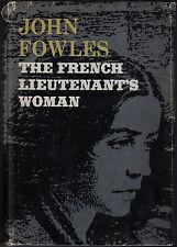 THE FRENCH LIEUTENANT'S WOMAN John Fowles; Little, Brown, 1969; 1st Ed. HCVR
