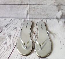 95a779afb27870 bebe Women s Ilistra Thong Sandal Flip Flops Slippers Pool Beach Shoes Flats
