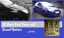 Ford Focus mk1 1999-2004 20 Piece Bonnet Raisers st170 st150 ghia