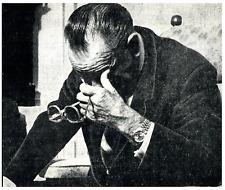 Lyndon Baines Johnson Vintage silver print,Lyndon Baines Johnson, connu sous s