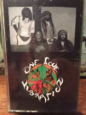 Ras David The One Love Vibrations Reggae Rasta RARE Private Label Roots Creation