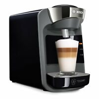 Bosch TAS3202 Tassimo Suny Multibeam Coffee Maker 1300W Black Capsules Original