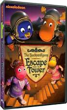BACKYARDIGANS: ESCAPE FROM THE TOWER - DVD - Region 1 - Sealed
