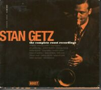 The Complete Roost Recordings by Stan Getz (Sax) (CD, Oct-1997, 3 Discs, Blue...