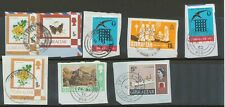 GIBRALTAR BRITISH FLEET MAIL / 15, FIELD POST OFFICE / 123, FORCES POST OFFICE /