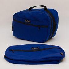 KJD LIFETIME inner saddlebag liners for BMW R1200RT, K1300GT, etc. (Blue)