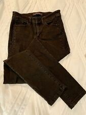 IKKS Black Embellished Studded Jeans Small EU36
