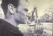 "Michael Heizer ""W Ditchdigger 1969"" Land Art 35mm Slide"