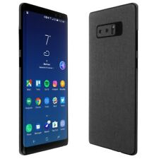 Skinomi Brushed Steel Skin+Clear Screen Protector For Samsung Galaxy Note 8