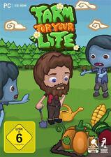 PC Computer Spiel * Farm for your Life * Wenn Minecraft auf Harvest Moon trifft