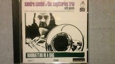 SANDRO COMINI & THE SAGITTARIUS TRIO - MANHATTAN IN A BAG. CD
