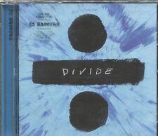 ED SHEERAN - DIVIDE - CD